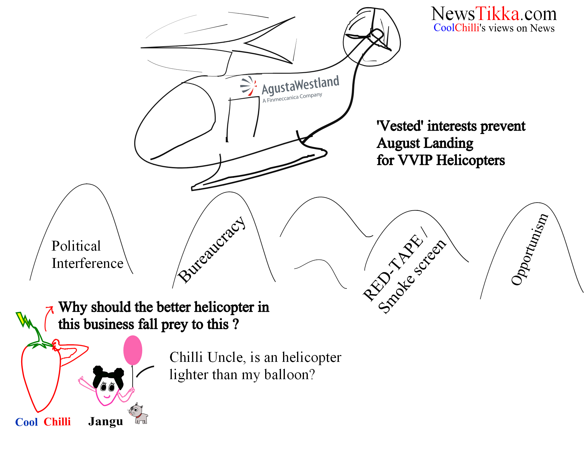 'Vested' interests prevent August Landing for VVIP Helicopters ,'Vested' interests prevent August Landing for VVIP Helicopters news is fun, news is life, news, newstikka.com, spread the humour around, cool chilli, cool chilli, newsy, jangu, news, tikka, humor, cool chilli's views on news, VVIP helicopter deal , finmeccanica, agusta westland, helicopters,
