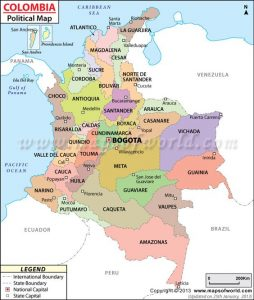 columbia Bogota out of the Bog Go Real Ah Marx isnt anyway