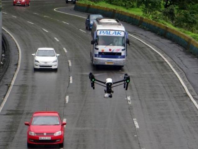 Drone Team to drill in discipline on accident prone road