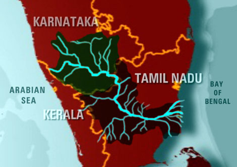 cauvery how very sad your water stokes fire
