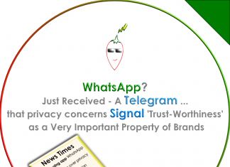 whatsapp,telegram,signal,privacy,concern,critical,brand,